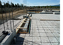 basalt rebar foundation in Oregon