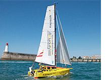 basalt fiber yachts to race through the northwest passage