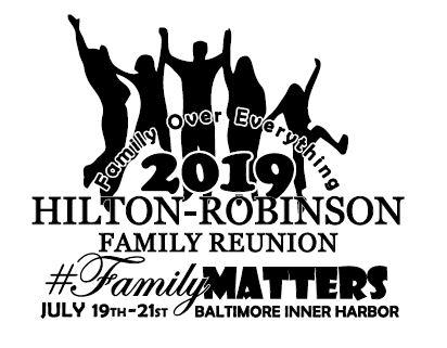 Hilton-Robinson Family Reunion 2019