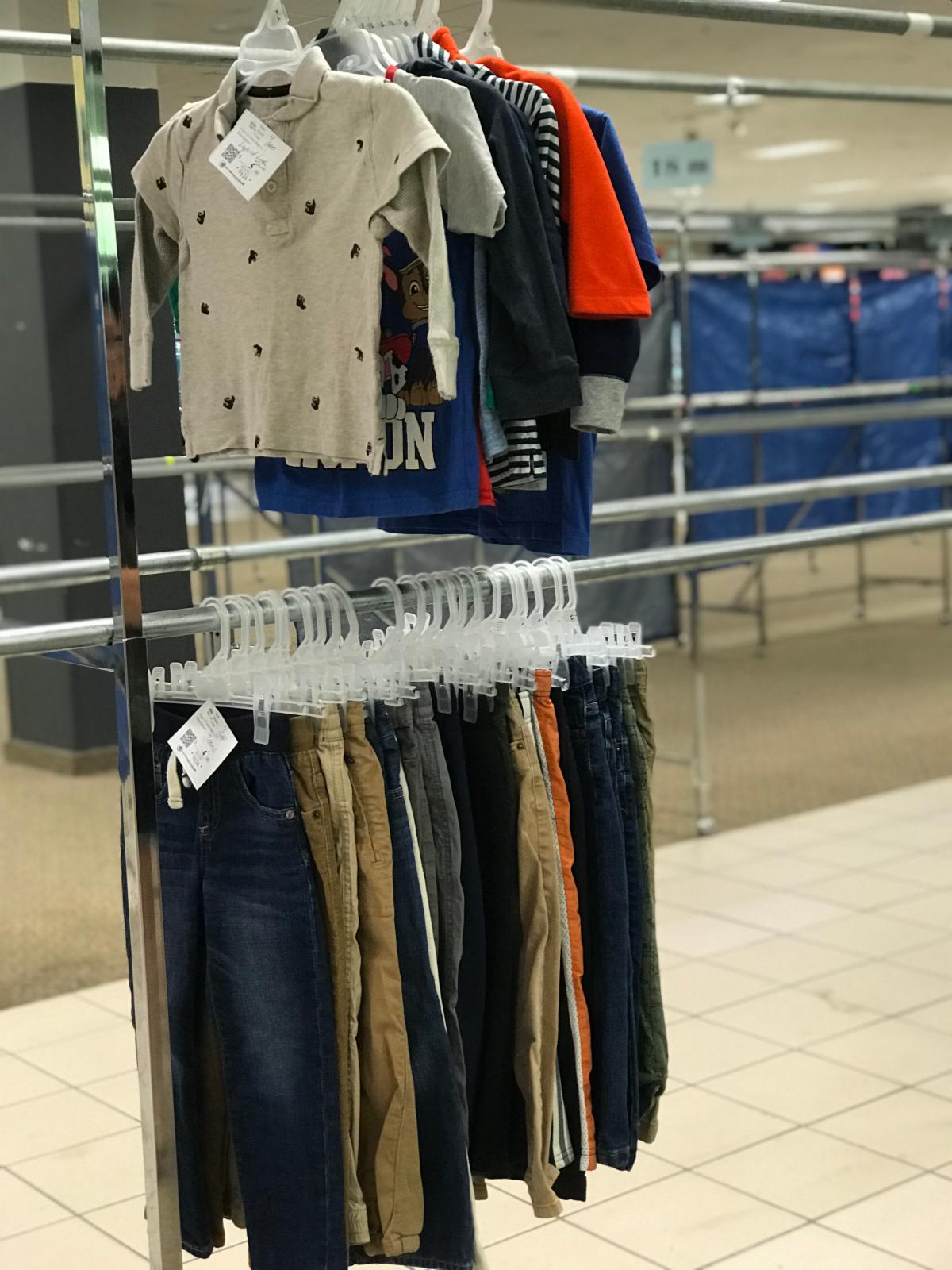 short items top rack