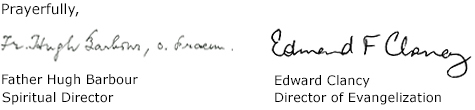 Father Hugh and EFC signatures2