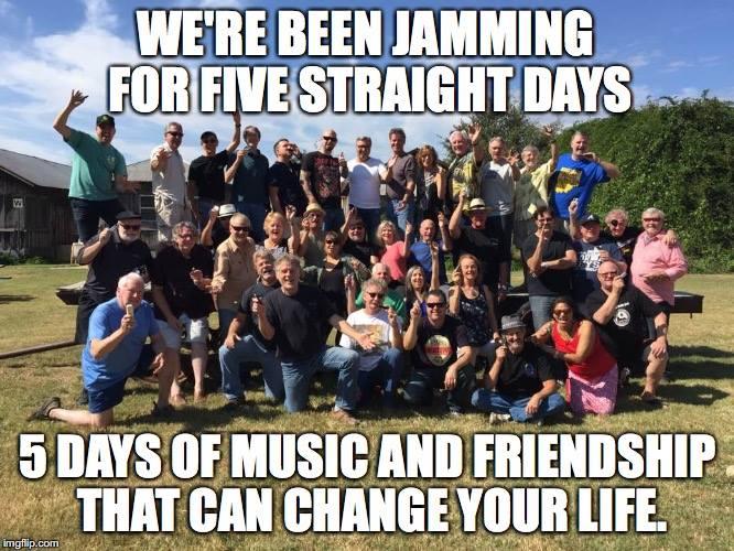 April 23-27 2019 Blues Harmonica Jam Camp Clarksdale