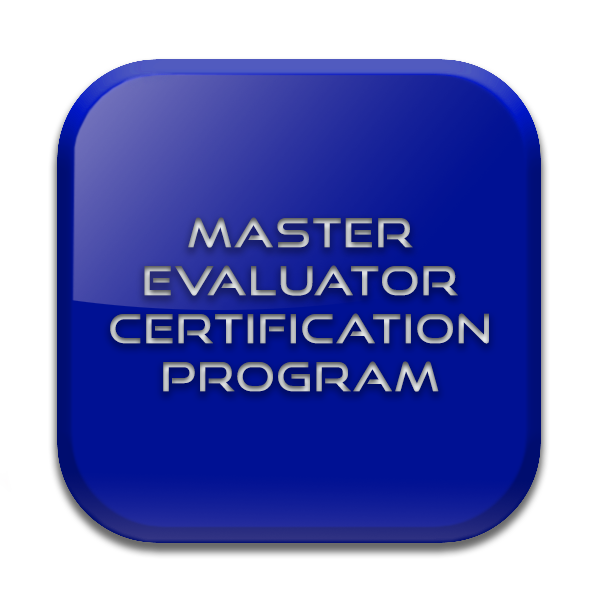 April 12th 2017: Master Evaluator Certification Program (MECP ...
