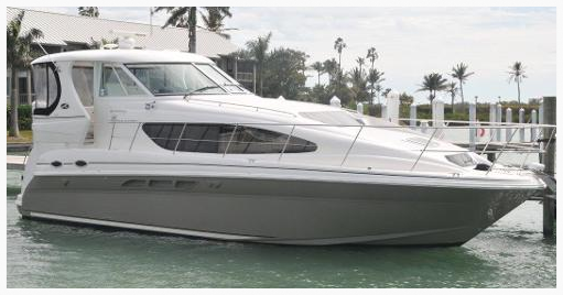 Sea Ray 390 from Sarasota Yacht & Ship