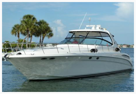 Sea Rays available from Sarasota Yacht & Ship