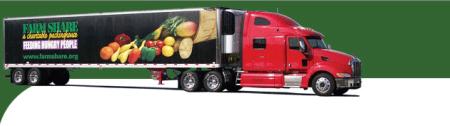 Big Red Truck Farm Share