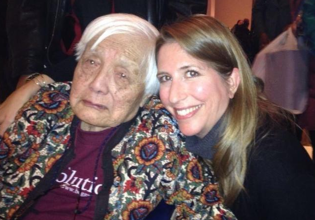 me and grace lee boggs