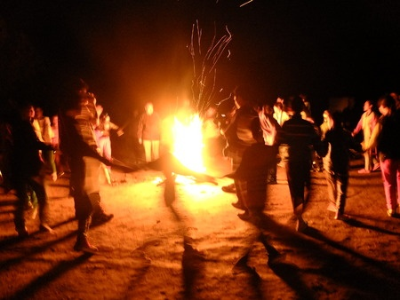 Community Bonfire