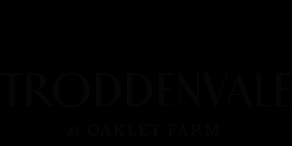 Troddenvale at Oakley Farm logo