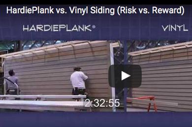 HardiePlank vs Vinyl Siding