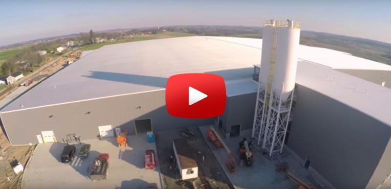 ProVia Stone Plant Progress Video, Dec 2015
