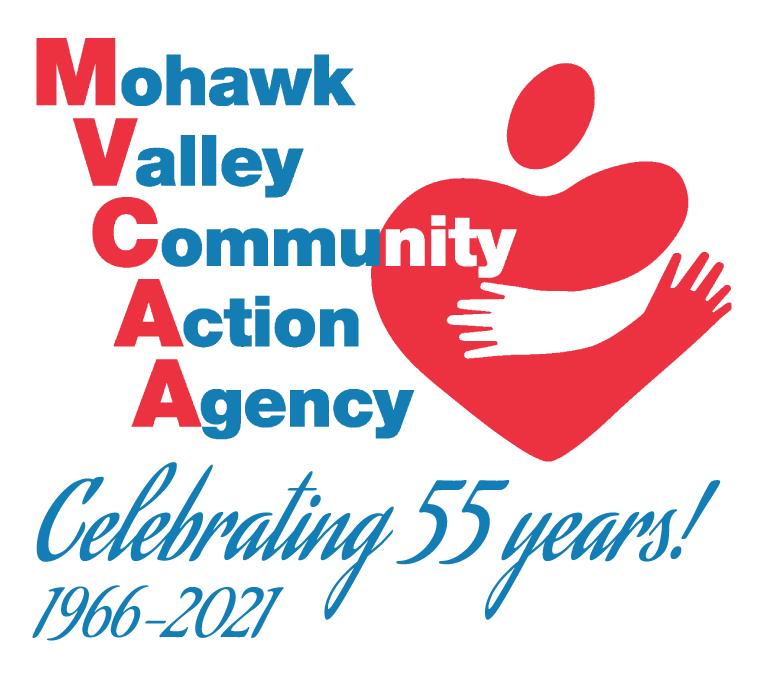 MVCAA 55th Anniversary Logo