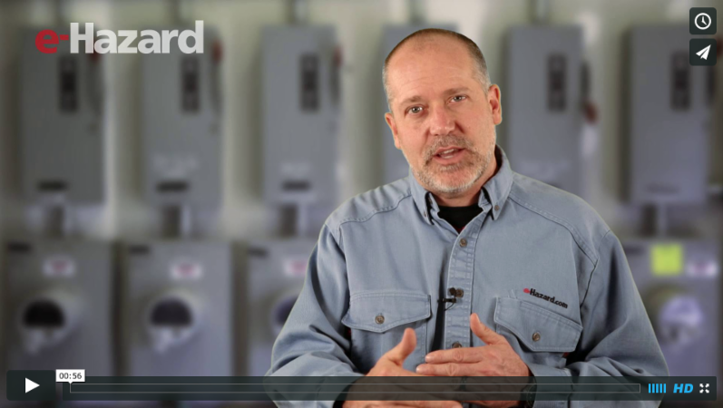 Arc Flash Safety Minute