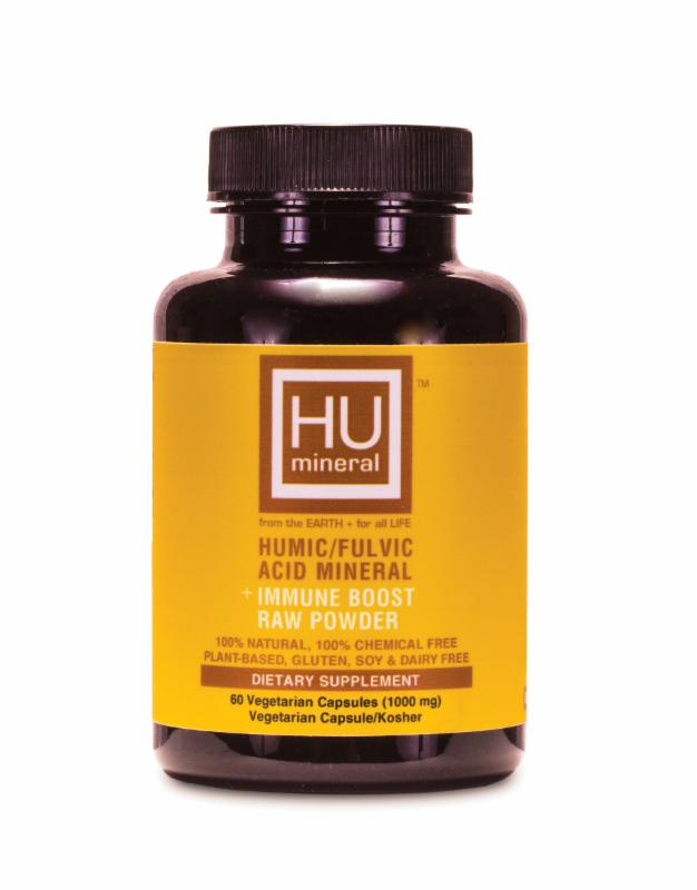 HUMIC/FULVIC ACID MINERAL + IMMUNE BOOST RAW POWDER