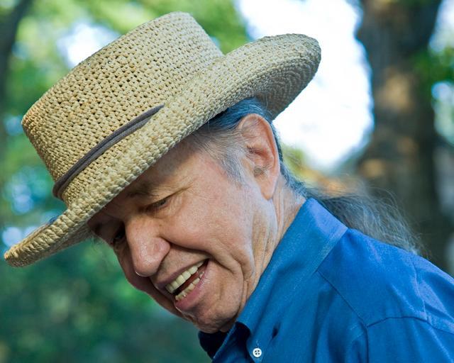 Bob Dorough hat