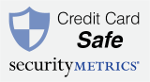 SecurityMetrics Credit Card Safe