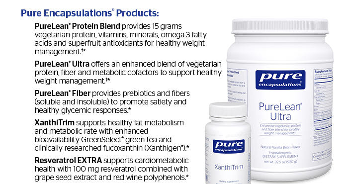 Pure Encapsulations® Products