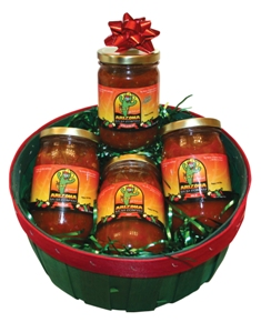 4 Salsa Basket