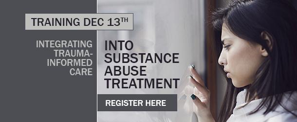 Substance-Abuse Training