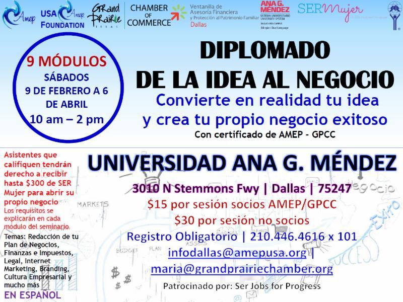 Diplomado de Emprendimiento