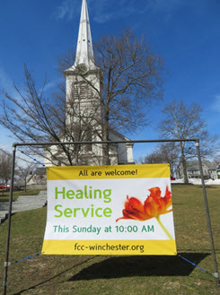 Winchester Church Focuses on Health and Wellness in its Ministries