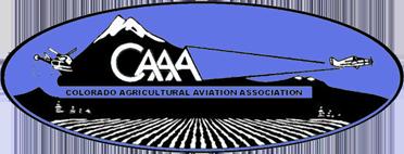 Colorado Agriculture Aviation Association (CAAA) logo
