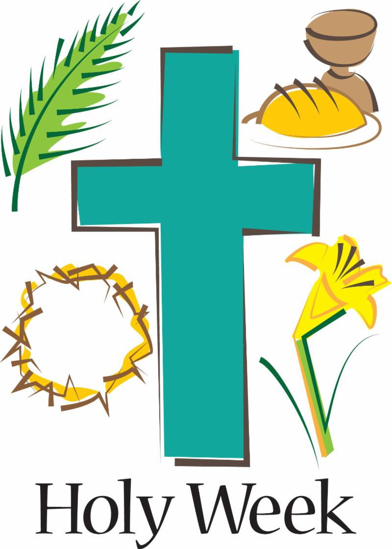 Holy Week at Grace Episcopal Church Martinez