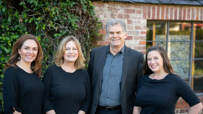 Our real estate team