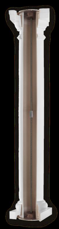 Hb G Column Loc Sectional Column Is For Demonstration