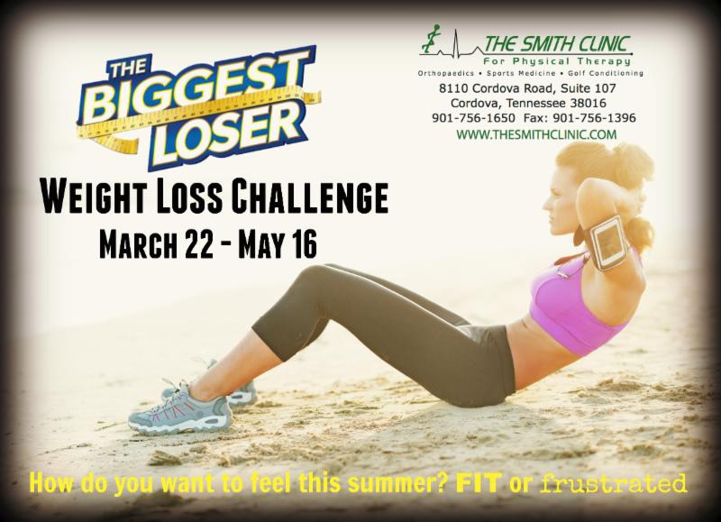 The Biggest Loser Weight Loss Challenge Finale