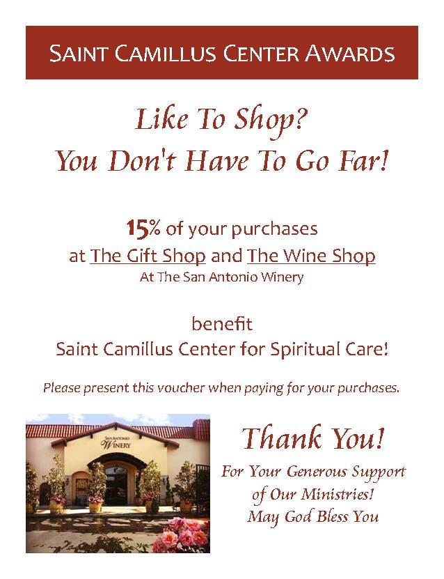 St Camillus Center Annual Awards Amp Fundraising Luncheon