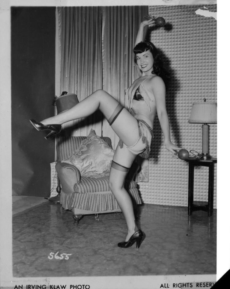 Irving Klaw_s Pinup Archive