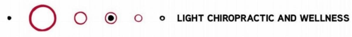 Light Chiro _ Wellness logo