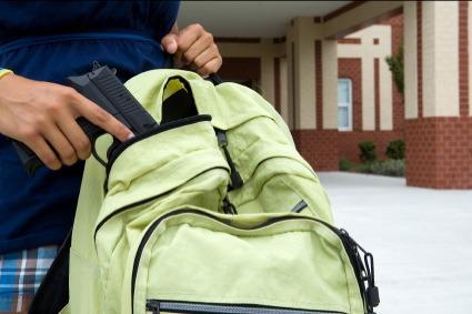 Handgun Backpack