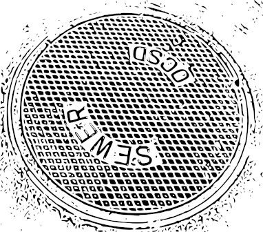 sewer lid