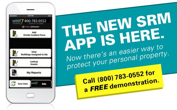 SRM Mobile App