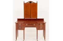 Sheraton Revival Dressing Table