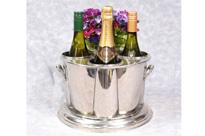 Sheffield Silver Plate Wine Champagne
