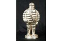 Michelin Man Bronze Statue Bibendium