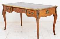 Antique French Empire Bureau Plat
