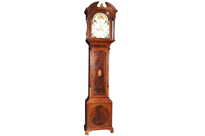 Antique Georgian Long Case Clock