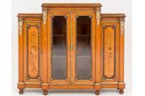 Victorian Satinwood Side Cabinet