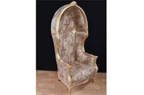 Regency Gilt Porters Chair
