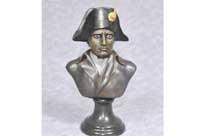 Bronze Bust Emperor Napoleon I