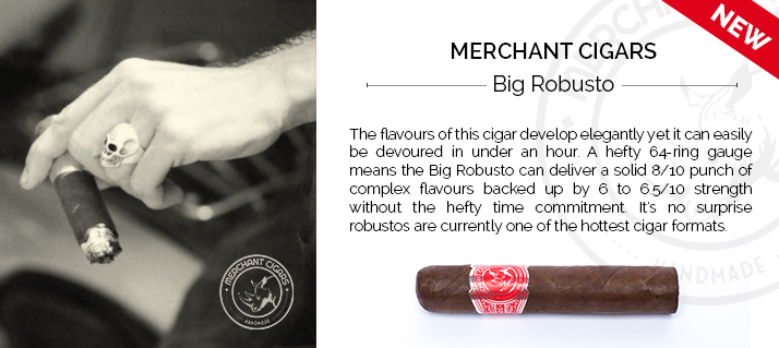 Merchant Cigars Big Robusto