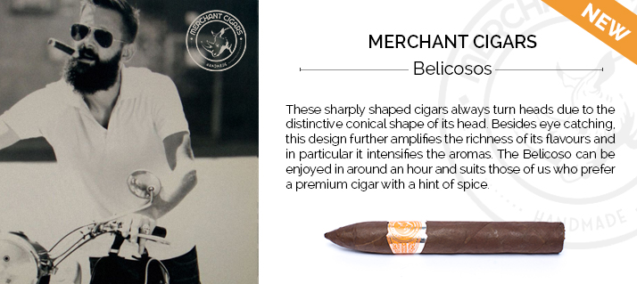 Merchant Cigars Belicosos