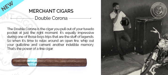 Merchant Cigars Double Corona