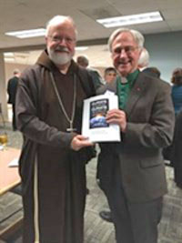 Bishop O'Mally & Jim Antal
