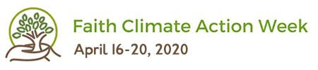 Faith Climate Action Week 2020