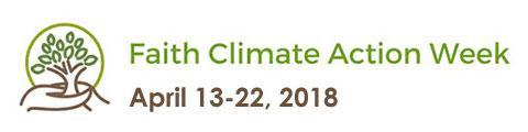 Faith Climate Action Week
